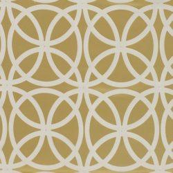 Сатиновая ткань золотого цвета