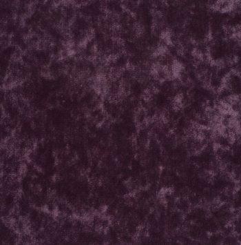 Фиолетовая штора бархатная